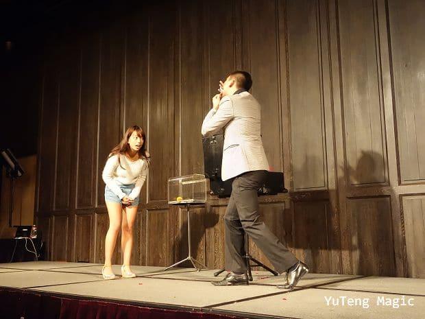 婚禮魔術表演_君品飯店-006