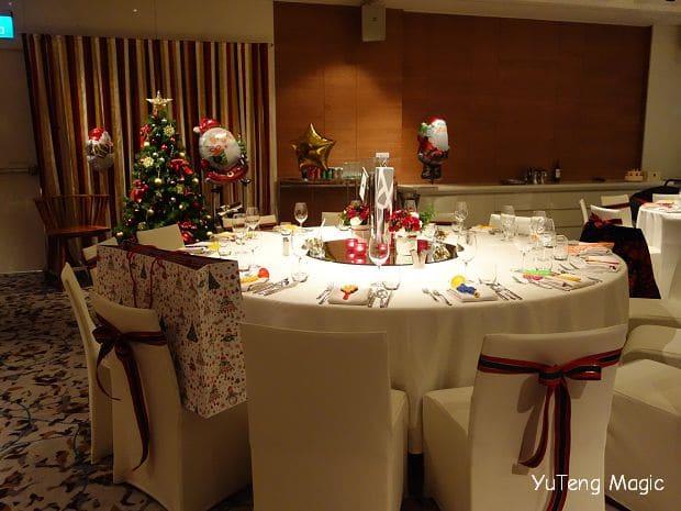 聖誕魔術表演_ W Hotel 001