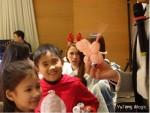 聖誕節魔術師表演|水蜜桃姊姊聖誕魔術師表演