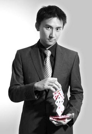 魔術師吳瑀騰