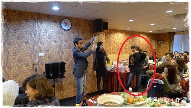 魔術表演_豪宴時尚餐廳026