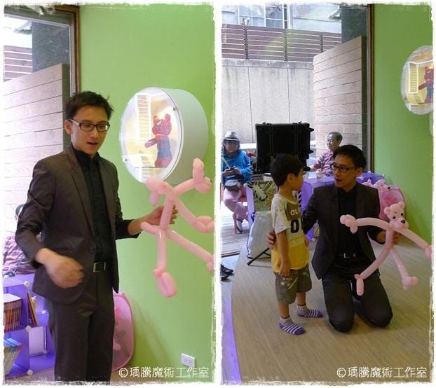 魔術表演_魔法玩具島開幕002