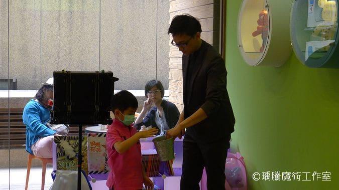 魔術表演_魔法玩具島開幕030