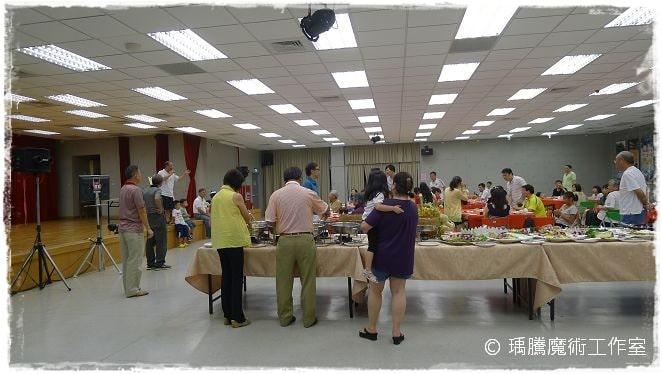 南天扶輪社_魔術表演003
