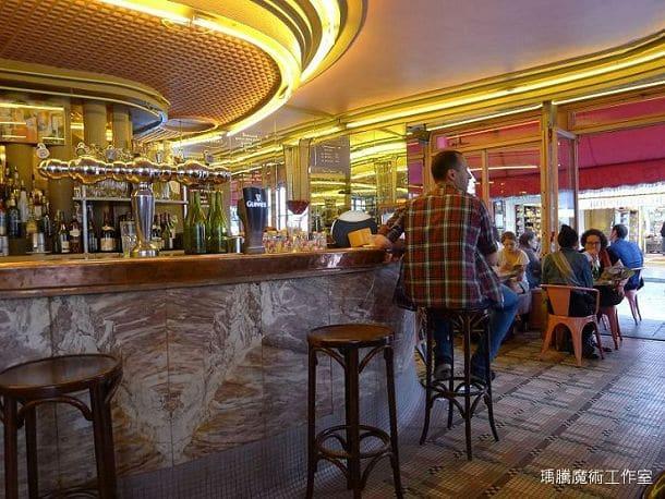 艾蜜莉雙磨坊咖啡_Café les 2 Moulins007