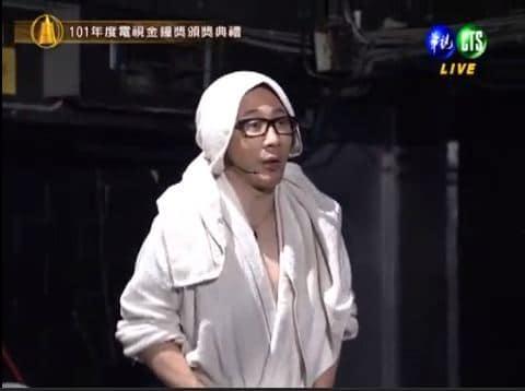 劉謙金鐘獎魔術表演01