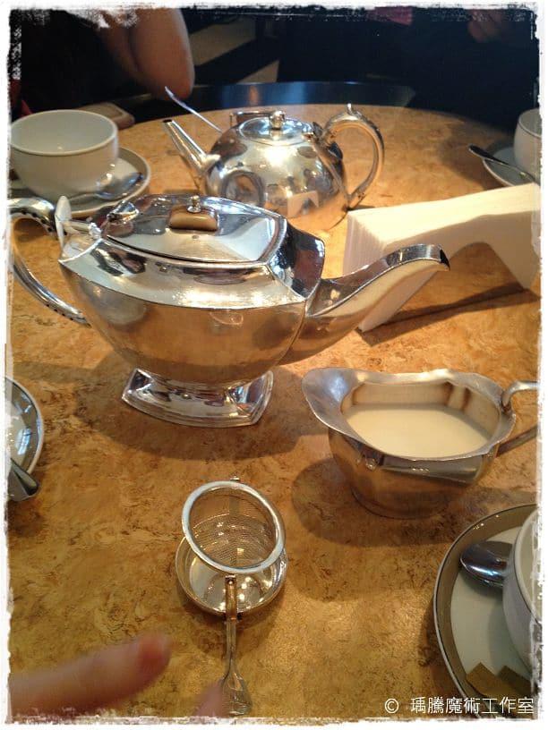 英國高級下午茶_The Wolseley 001