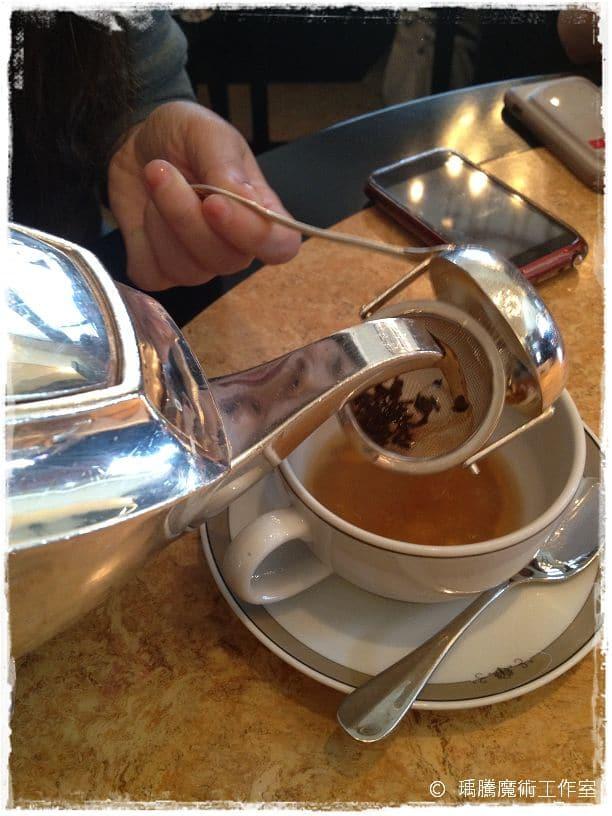 英國高級下午茶_The Wolseley 006