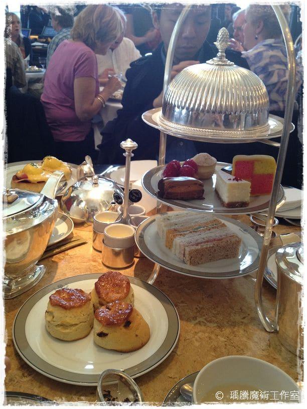 英國高級下午茶_The Wolseley 010