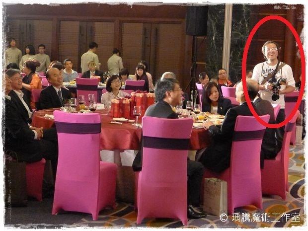 魔術表演_瑞信兒童醫療基金會感恩餐敘 007