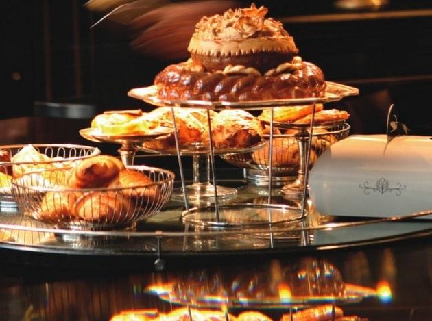 食記 | 英國倫敦下午茶 The Wolseley