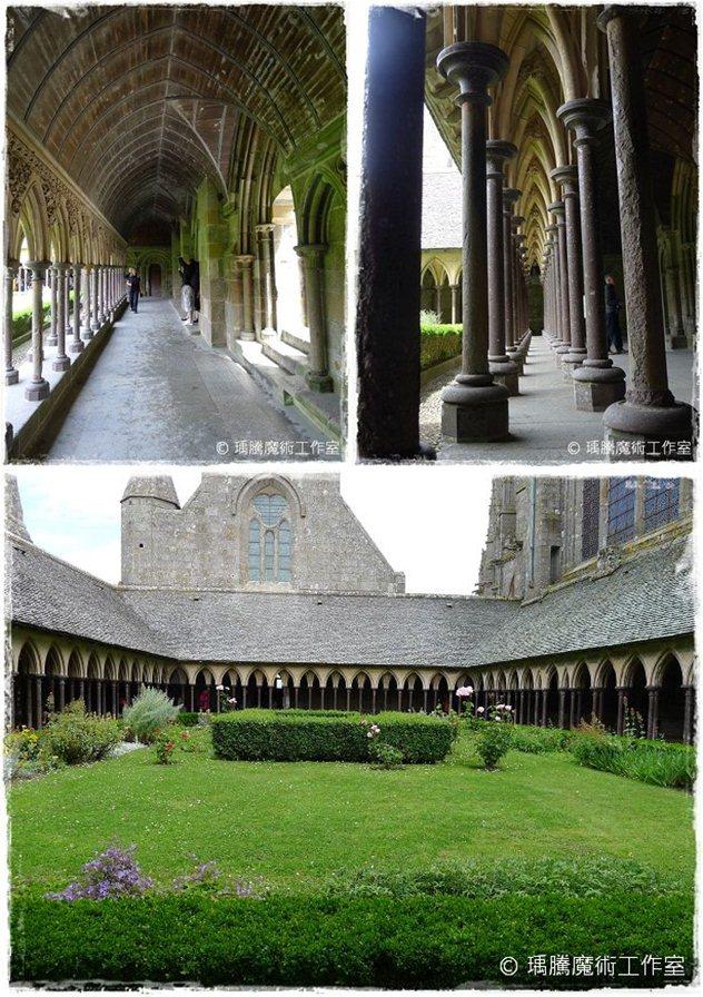 世界遺產_聖米歇爾修道院 022