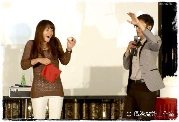魔術表演_瑞信兒童醫療基金會25
