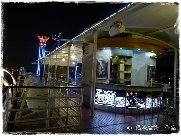 魔術表演-大河皇后號生日魔術表演009
