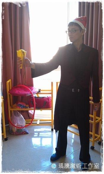 魔術表演_麗湖幼稚園聖誕節魔術表演 001