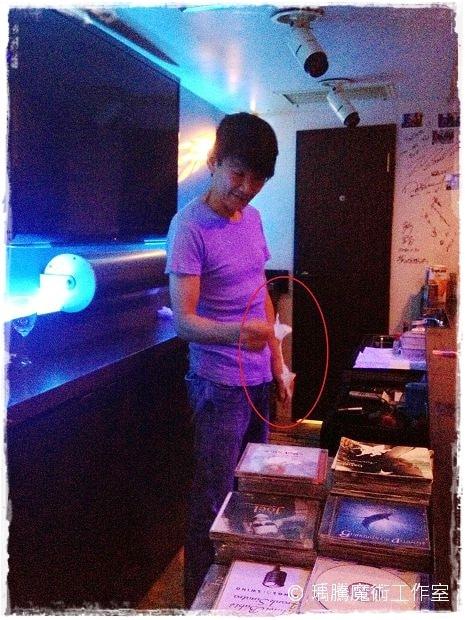東京銀座魔術酒吧 Half Moon ハーフムーン  012