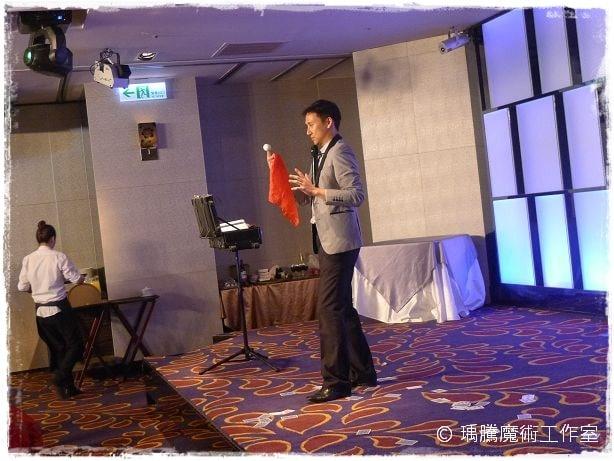 魔術表演_水源會館婚禮魔術表演 014