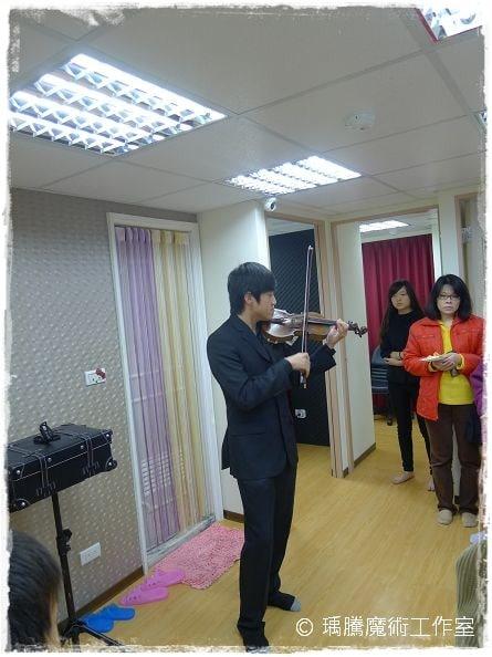 魔術表演_黑白鍵音樂學苑魔術表演 003