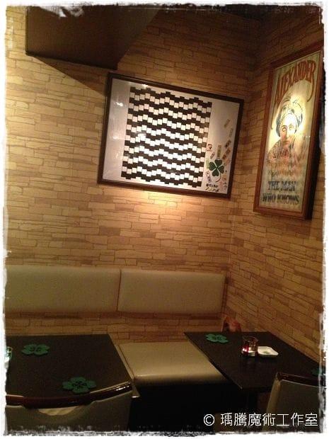東京銀座魔術酒吧 都都's Bar 009