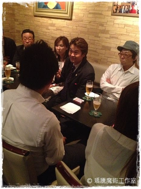 東京銀座魔術酒吧 都都's Bar 014