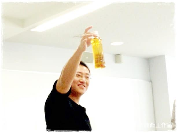 魔術表演_東京日米會話學院魔術表演-014