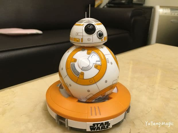 Star War BB-8 球型機器人 012