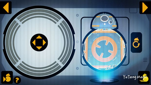 Star War BB-8 球型機器人 020