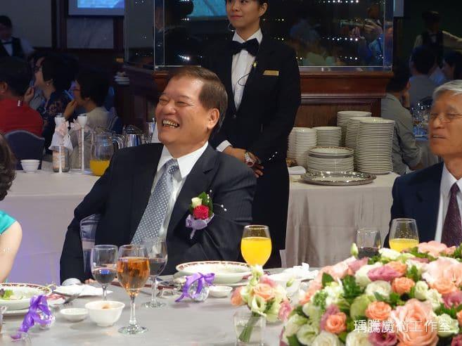 婚禮魔術表演-台中長榮桂冠婚禮魔術-013