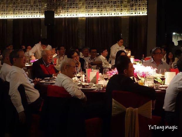 魔術表演|上海商銀董事長晚宴魔術表演