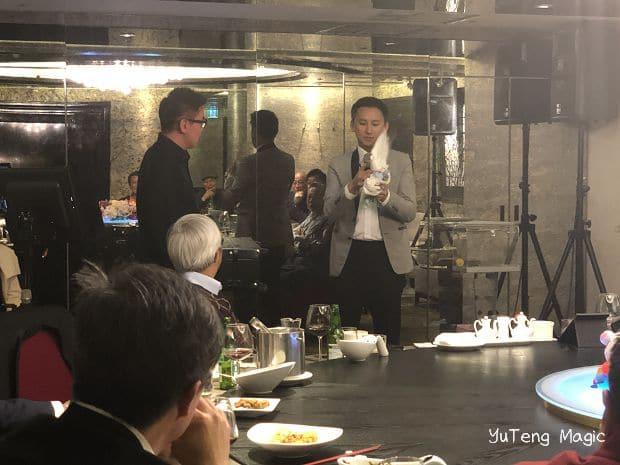 魔術表演_大聯大董事長私人晚宴 006