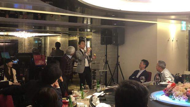 魔術表演_大聯大董事長私人晚宴 011