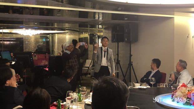 魔術表演_大聯大董事長私人晚宴 012