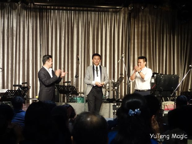 魔術表演|澳盛銀行VIP之夜魔術表演