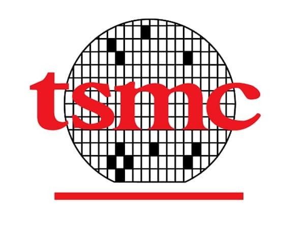 台積電logo
