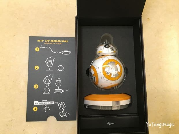 Star War BB-8 球型機器人 008