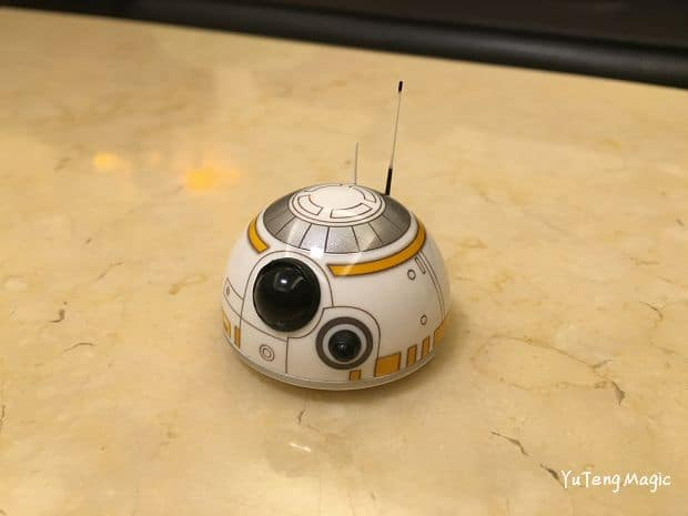 Star War BB-8 球型機器人 011
